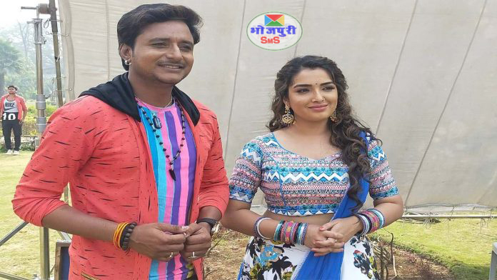 Amrapali Dubey will be seen in the role of Princess and Mawali girl in the Ek film